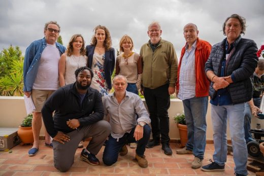 Filming of 'There's Always Hope' with Colm Meaney is underway